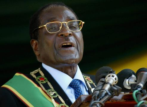 The New Statesman Leader: Robert Mugabe, the fall of a tyrant - newstatesman.com