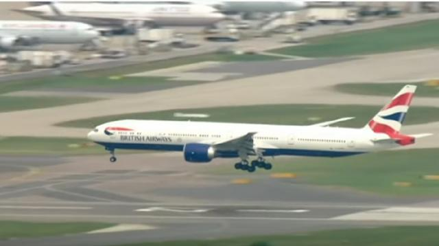 British Airways pilots to walk off job in biggest strike in airline's history. [Image source/Sky News Australia YouTube video]