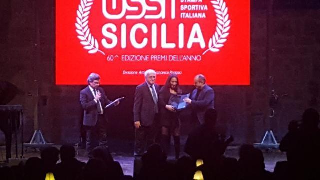 Premiazione della campionessa Gloria Peritore 5