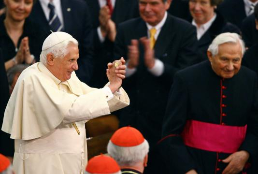 What Pope Benedict Knew About Abuse in the Catholic Church | The ... - newyorker.com