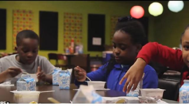 How Trump's USDA wants to change rules around school lunch nutrition. [Image source/PBS NewsHour YouTube video]