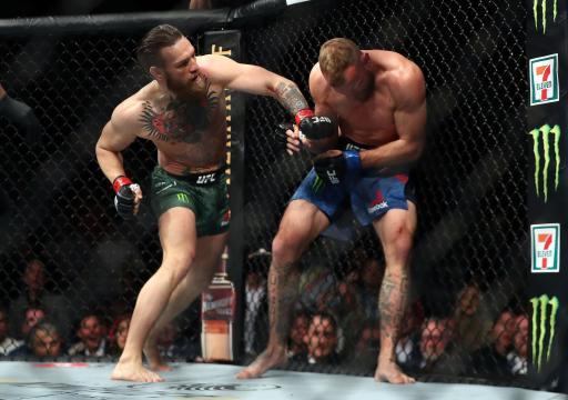 Conor McGregor es una figura que ha trascendido su deporte. www.usatoday.com
