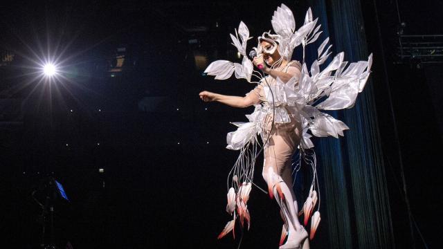 Björk y Microsoft se unen para que el clima haga música