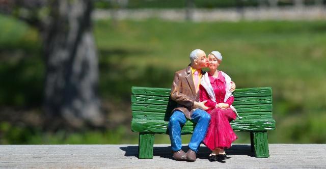 Los besos son una medicina sin efectos secundarios