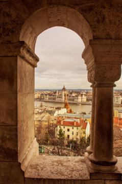 Budapest Parliament, Budapest, Hungary. [Image Anél du Preez]
