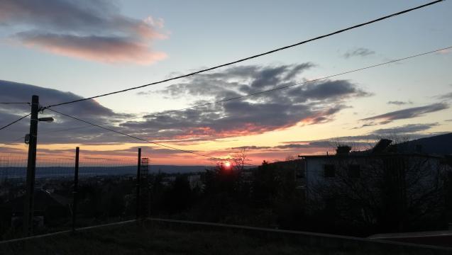 Illegal Sunset, Budapest, Hungary. [Image Anél du Preez]