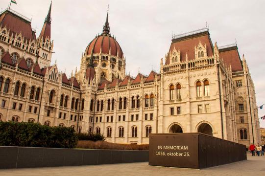 Országgyűlési Múzeum, Budapest, Hungary. [Image Anél du Preez]