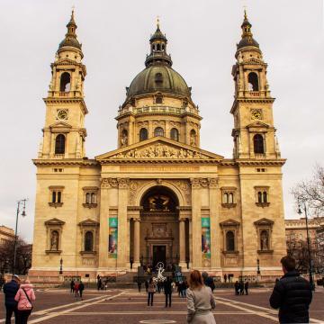 St. Stephen's Basillica, Budapest, Hungary. [Image Anél du Preez]