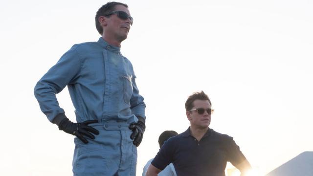 Ford V Ferrari, un des 4 films avec le plus de nominations aux Oscars