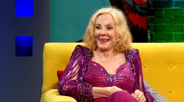 Libertad Leblanc en la actualidad, cuando contó su relación con el tenor en la TV argentina.