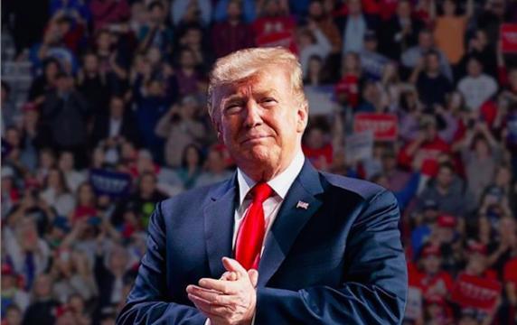 Donald Trump: US ready to strike 52 Iranian sites. Credit: Instagram/realdonaldtrump