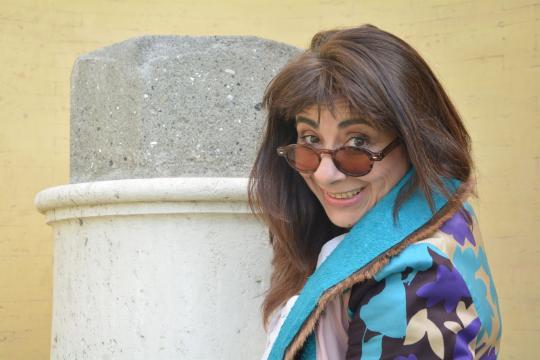 Stefania Ventura sarà in scena con 'Gaia in veloce, scherzoso discorso al mondo' dedicato a grandi e piccoli