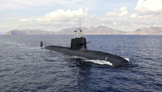 Aspecto virtual del S-81 cuando este concluido y operativo