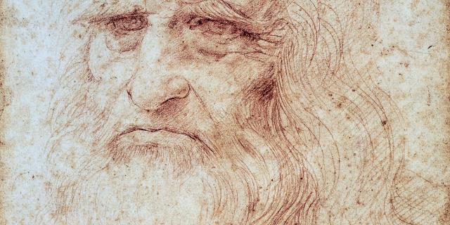 Leonardo Da Vinci non ha mai dipinto la