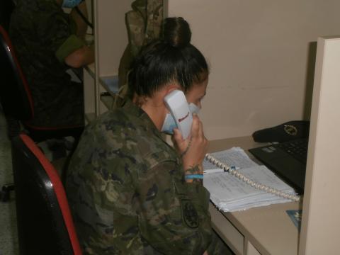 La empatía y cordialidad al teléfono son las príncipales armas del rastreador a la hora de detectar a infectados