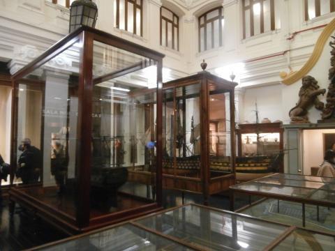 Las salas muestran su esplendor tras la restauración