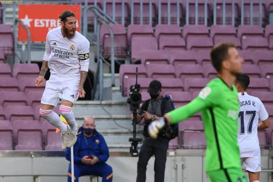Ramos es el líder indiscutible del Madrid en la era post Cristiano. - www.premierleague-news.com