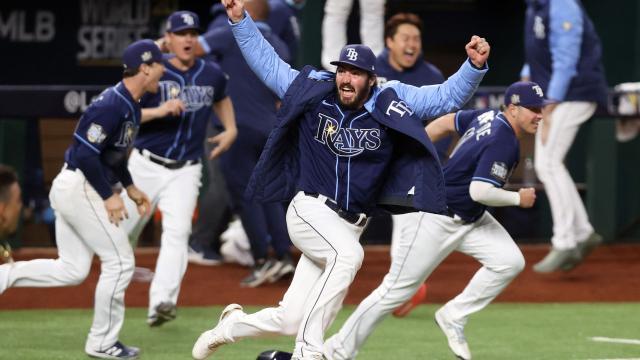 Los Rays empataron a 2 juegos la Serie Mundial 2020 ante los Dodgers- www.kron4.com