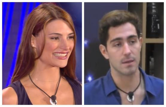 Franceska Pepe e Tommaso Zorzi. Duo comico del GfVip.