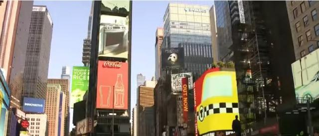 New York City braces as COVID-19 infections spike. [CBS Evening News YouTube video]
