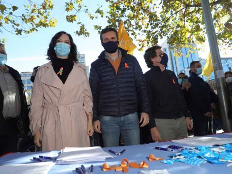 Protestas en toda España contra la Ley Celaá - elespanol.com