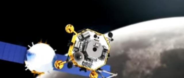 China's Chang'e 5 will collect the first moon rocks in nearly 40 years. [Image source/Seeker YouTube video]