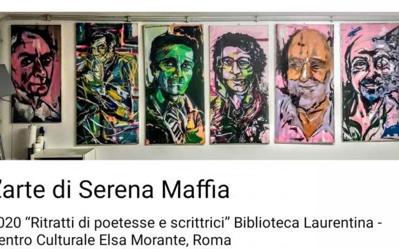 L'arte pittorica di Serena Maffia 1