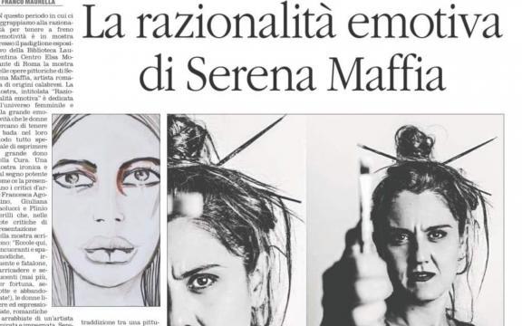 L'arte pittorica di Serena Maffia 2
