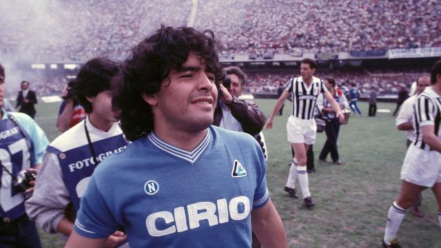 Maradona documentary review: A quiet deconstruction of a fragile ... - gq-magazine.co.uk