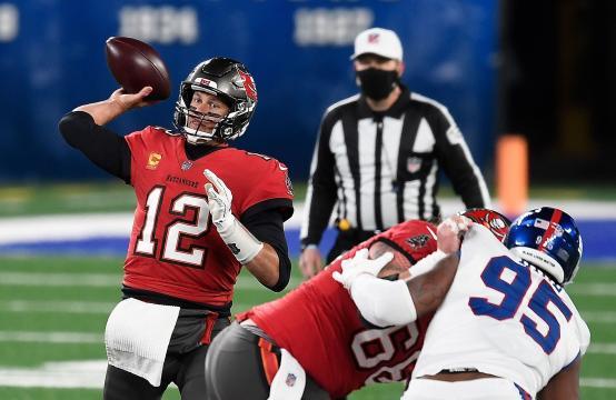 Tom Brady sigue a paso de MVP. - www.bostonglobe.com