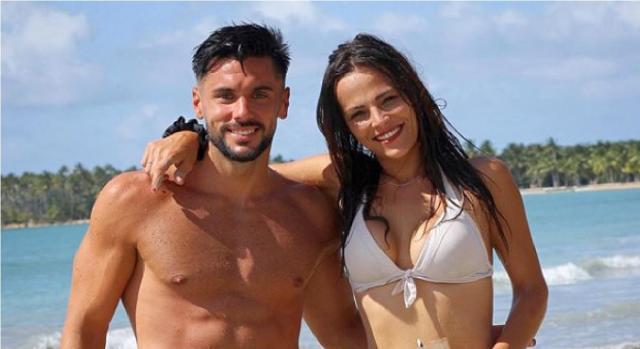 Marta y Dani de la Isla de las Tentaciones juntos de viaje por Fuerteventura - Instagram
