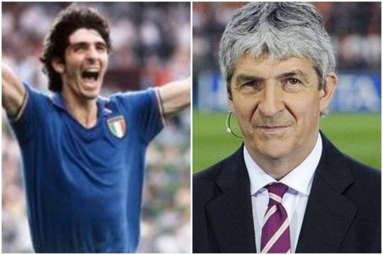 Paolo Rossi è morto all'età di 64 anni.