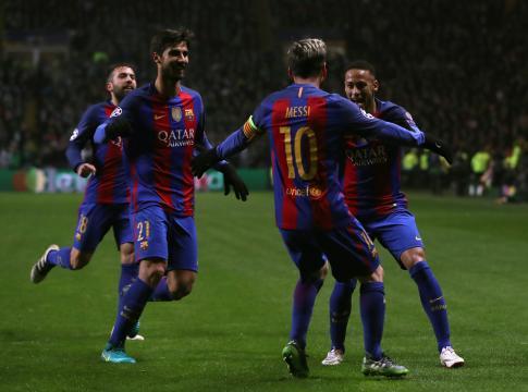 La magia de Lionel Messi en una MSN dominante - El camino del ... - goal.com