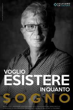 Mario Zito, assessore alle culture del Comune di Palermo