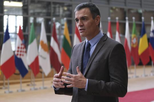 Sánchez avanza hacia la reforma del Poder Judicial.