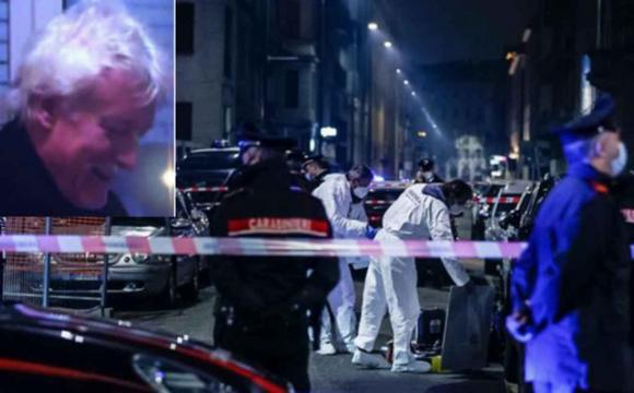 A Milano ucciso con una coltellata alla gola il medico ginecologo 65enne Stefano Ansaldi.