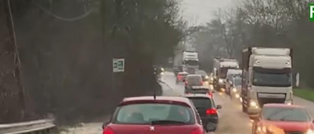 Fear of floods for Northamptonshire rivers with more heavy rain on the way. [Image source/Rural Areas YouTube video]