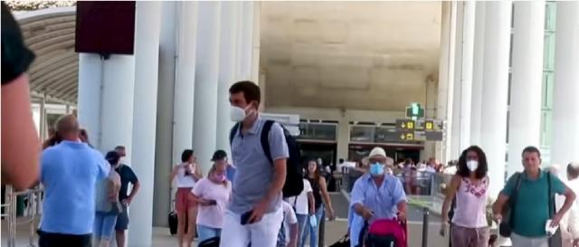 Beyond Brexit: Why travel will be different from January 1 2021. [Image source/The Telegraph YouTube video]