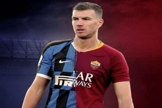 Dzeko torna di moda per l'Inter.