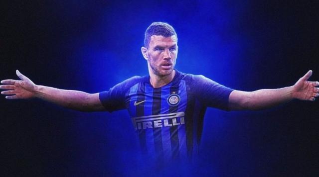 L'Inter pensa di nuovo a Dzeko.