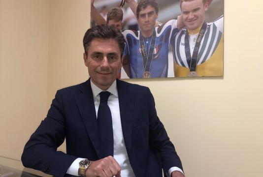 Silvio Martinello, candidato alla presidenza Fci.