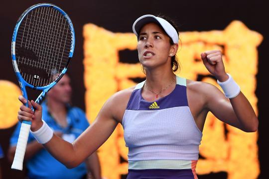 Muguruza no ganó la final, pero sumó mucho en subir en los rankings de la WTA. www.tennis.com