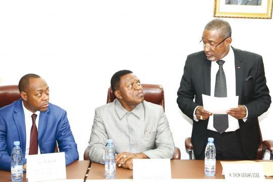 Le Conseil Electoral d'Elecam (Election's Cameroun) - actucameroun.com
