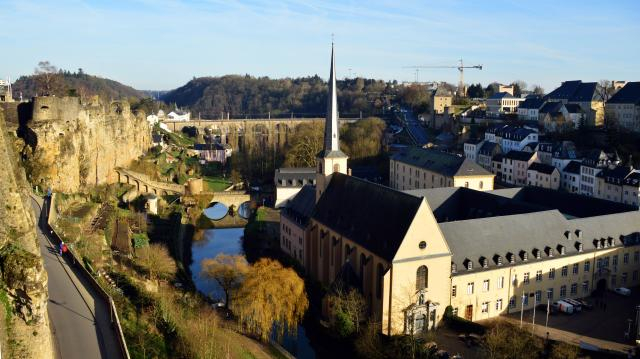 Old Quarters, Luxembourg. [Photo by Anél du Preez]