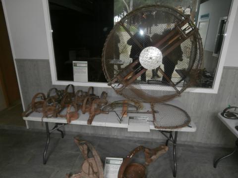 Cepos y otros artes de caza ilegales incautados por la Guardia Civil en sus operaciones
