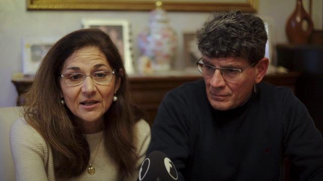 I genitori di Marco Vannini: