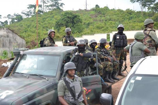 Cameroun : quatre séparatistes arrêtés pour le meurtre d'un ... - actucameroun.com