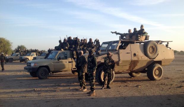 L'armée camerounaise sans répit avec les séparatistes armés - actucameroun.com
