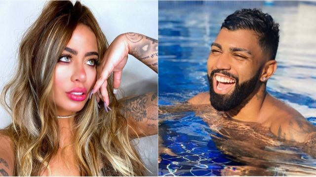 Neymar pai foi o último a saber da gravidez de Rafaella, irmã de Neymar, de acordo com a coluna do Leo Dias. (Foto: Instagram).