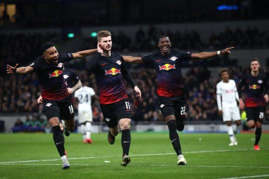 El Leipzig ganó 1-0 pero debió haber sacado mayor ventaja en Inglaterra. www.internewscast.com